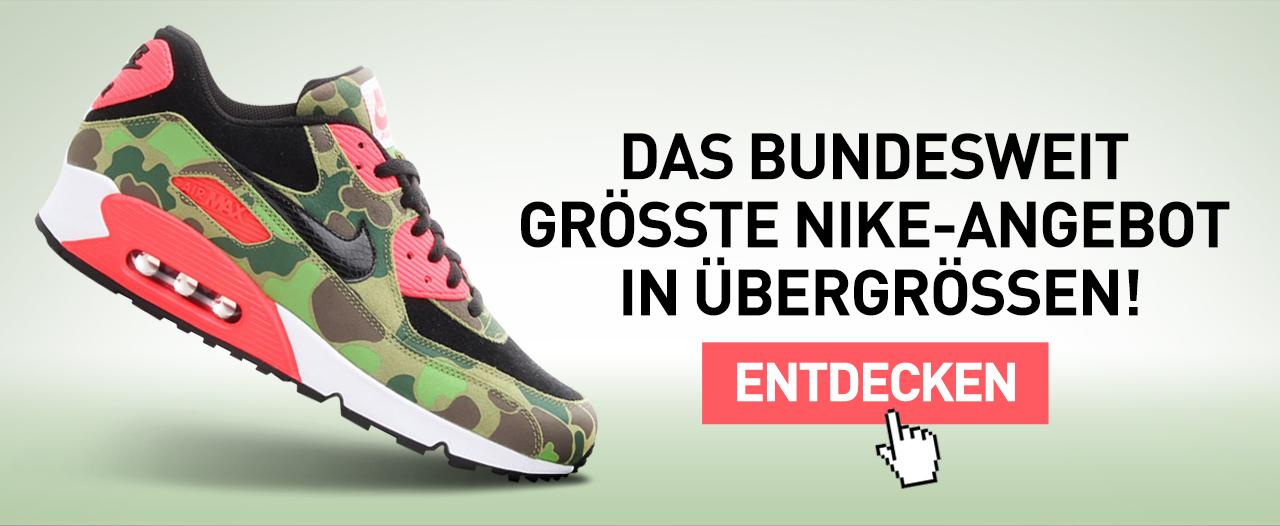 purchase cheap c3c2a bf0ab Bundesweit größtes Nike-Angebot
